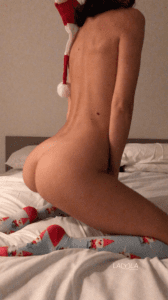 Video erotico di Layla Marlene in regalo a dicembre 2019
